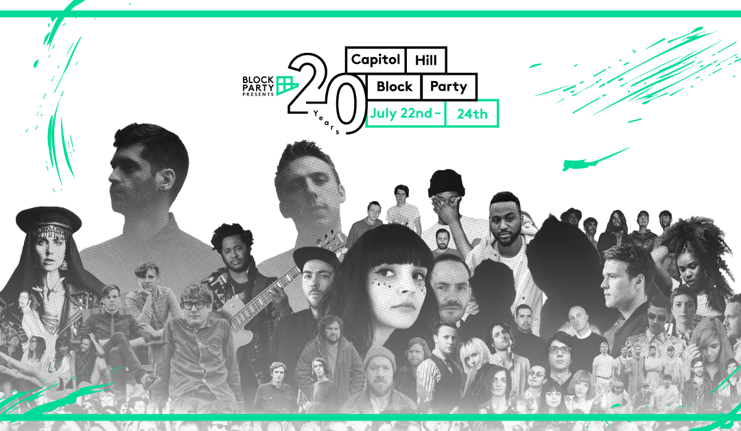 Festival Preview: Capitol Hill Block Party 2016