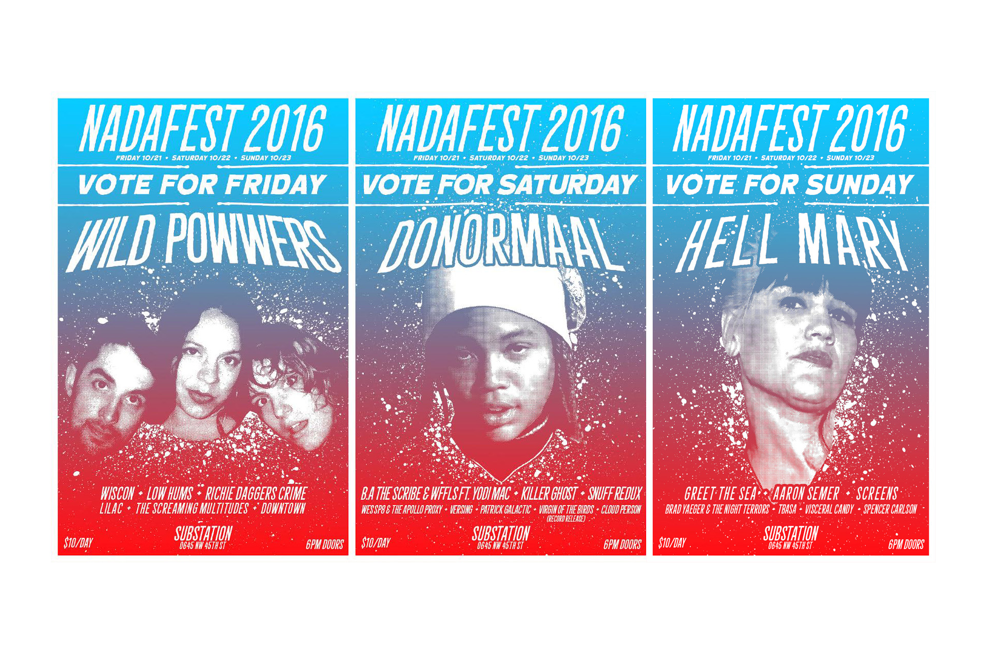#NadaFest: Don't Call It A Music Festival